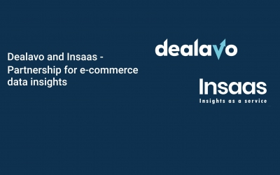 Insaas und Dealavo verkünden Partnerschaft für E-Commerce Data Insights